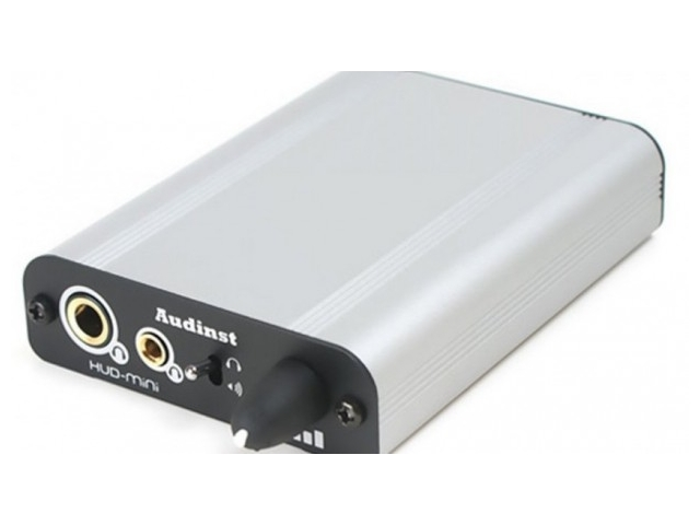 Audinst's HUD-mini Value-Priced Compact DAC