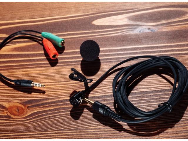 Петличный микрофон AUDINST AM27P