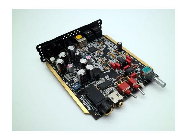 Audinst HUD-DX1 DAC/Amplifier Review