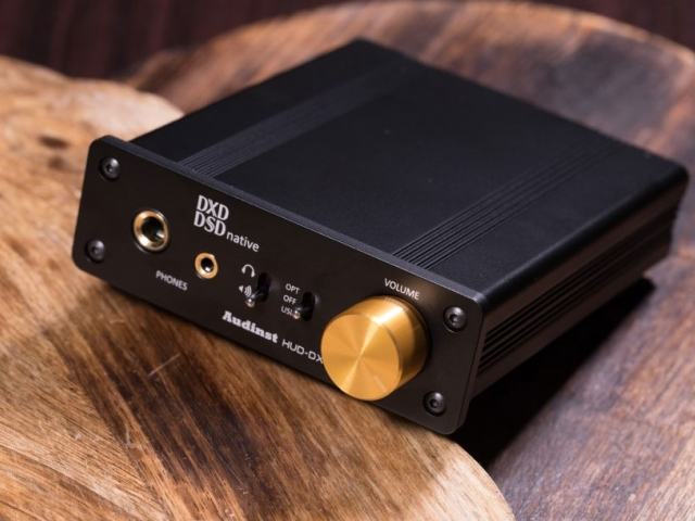 하이파이 오디오 DAC Audinst HUD-DX1 V2