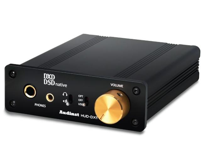 Audinst HUD-DX1 V2, Auzentech Forte 7.1 TE 비교